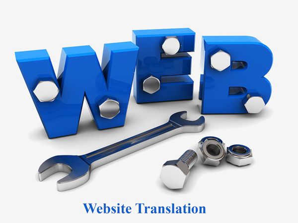 Professional Website Translation